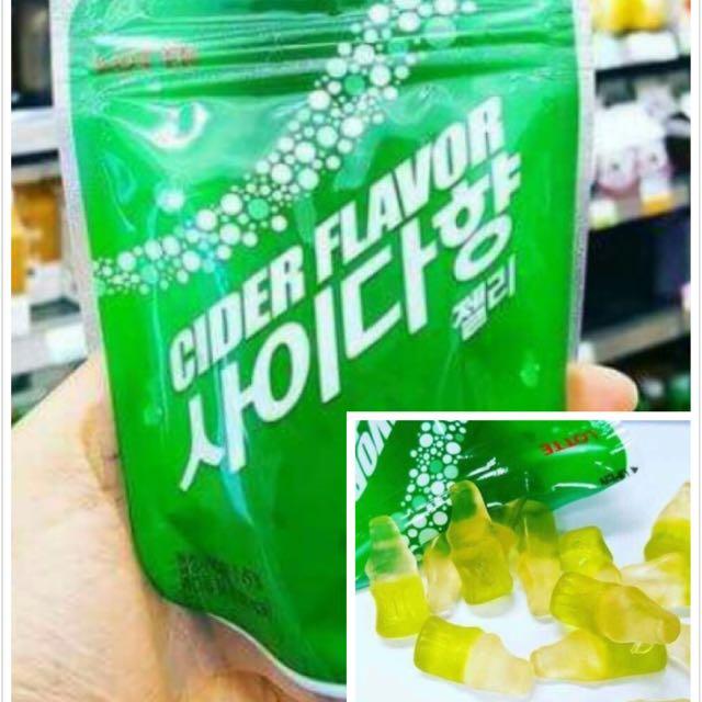 韓國汽水軟糖