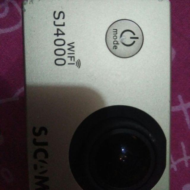 Action Cam Sjcam 4000