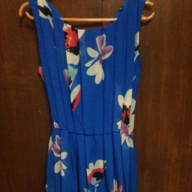 Atmosphere Blue Dress