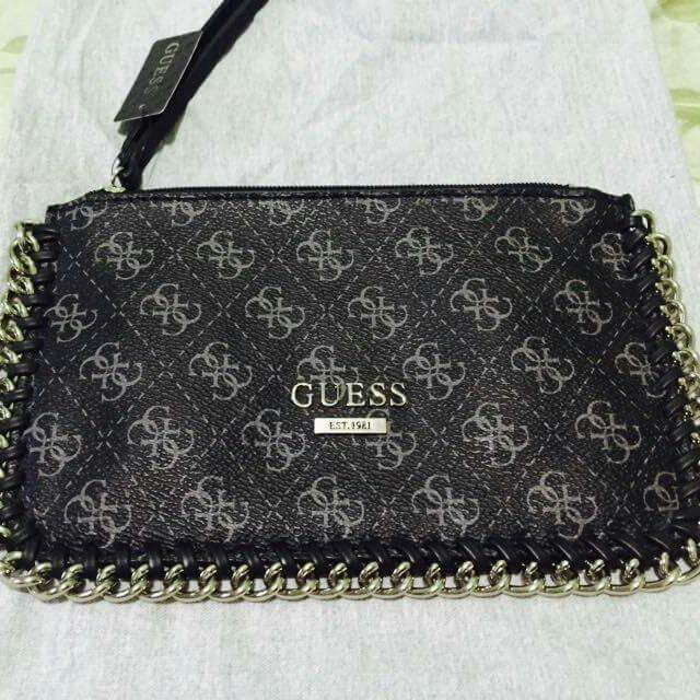 Authentic Guess Pouch