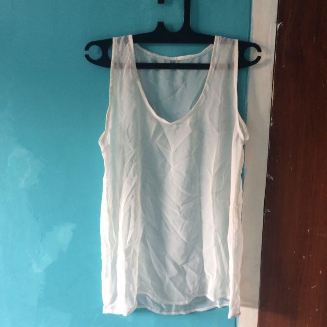Bikini Cover ( White )