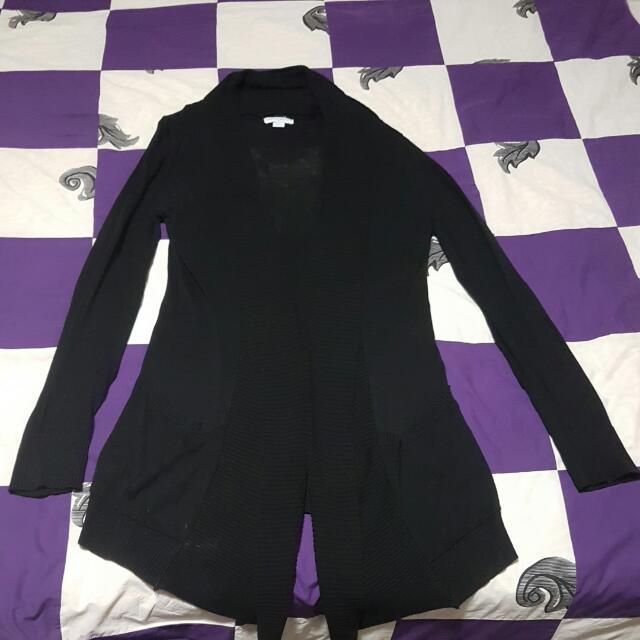 Black Cardigan L