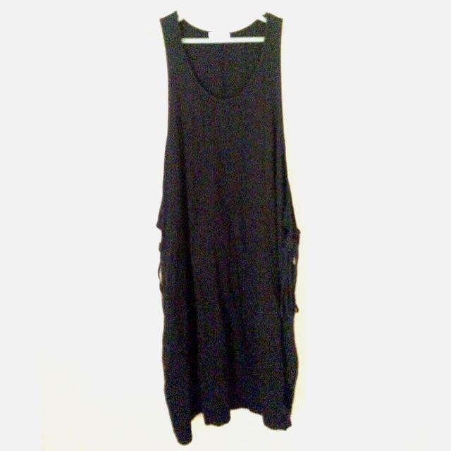 Black Dress Outer