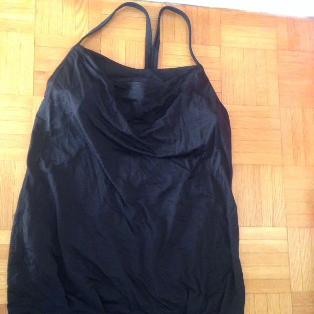 Black Lululemon Tank Top