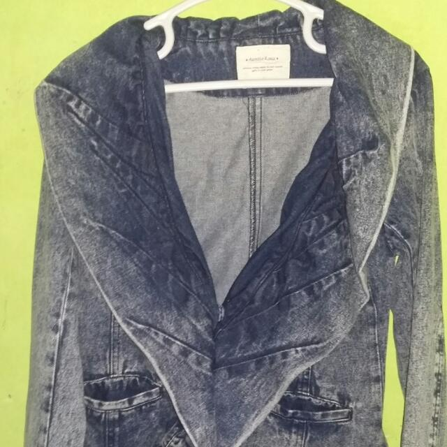 Blazer Jeans Import