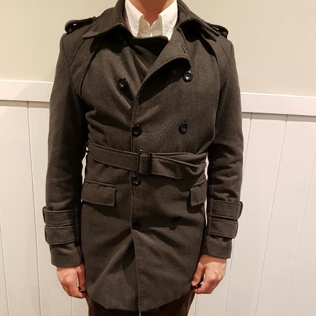 Bolosmith Men's Trench Coat