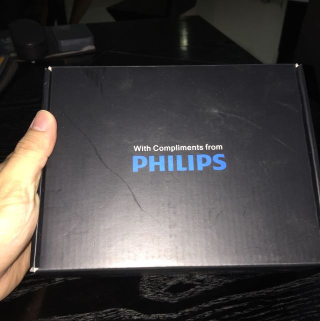 Brand New Philips Media Player