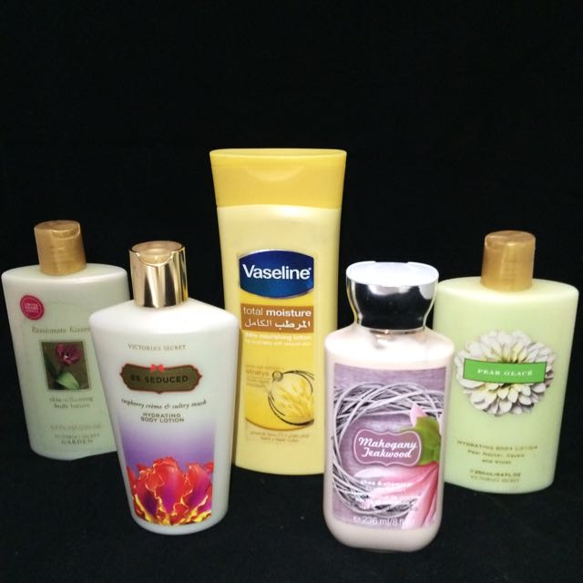 Branded Body Lotion
