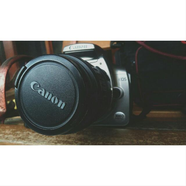 Canon EOS 300 D