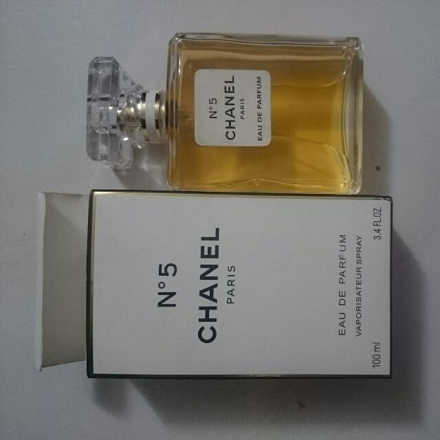 Chanel No 5 Parfum Wanita Classic Original