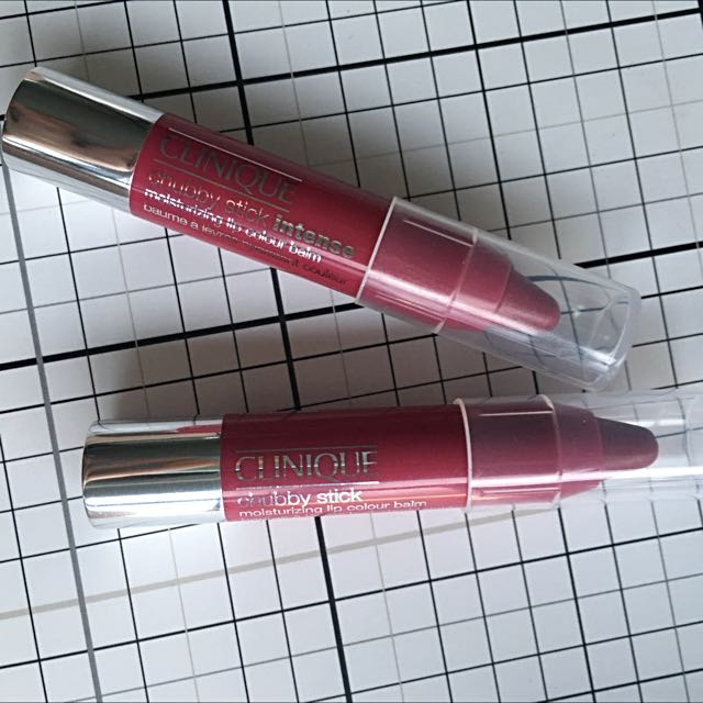 Clinique Chubby Stick (2 Different Colours)