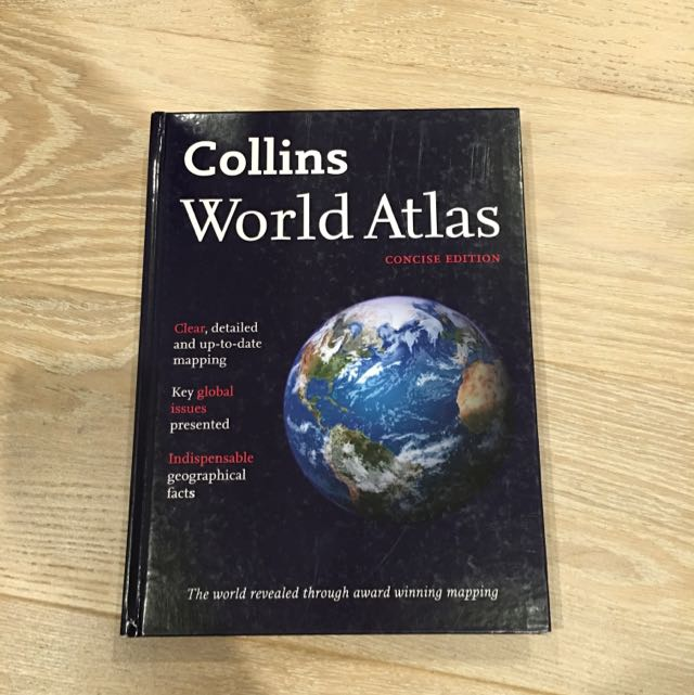 Collins World Atlas Concise Edition