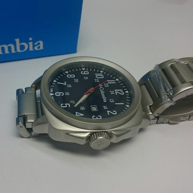 Columbia Watch, Men's (CA018)