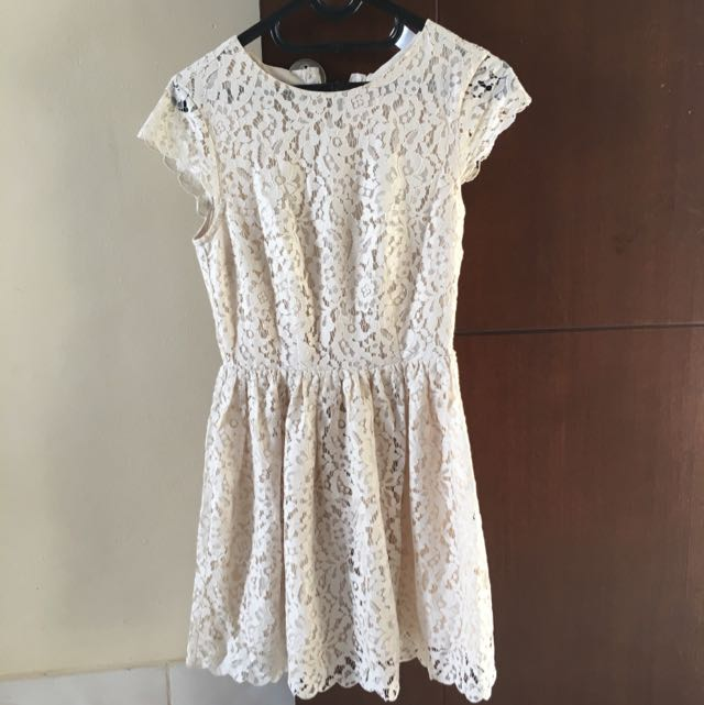 Divided By H&M Lace Dress