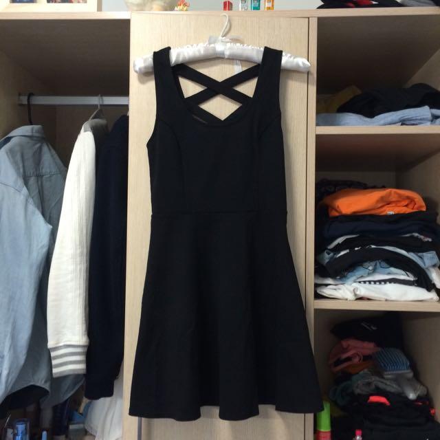 Dotti- Black Dress