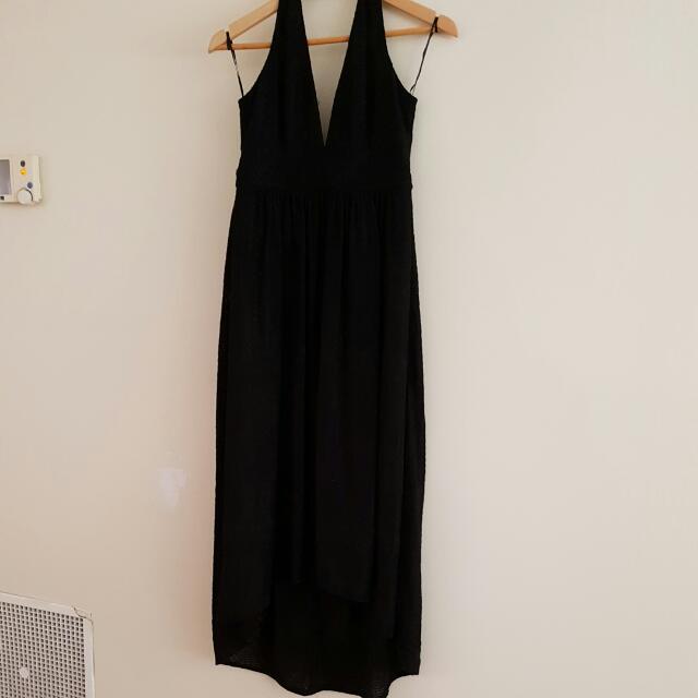 Im Dotti Black Evening Dress