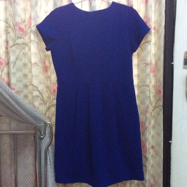 Dress Biru cole