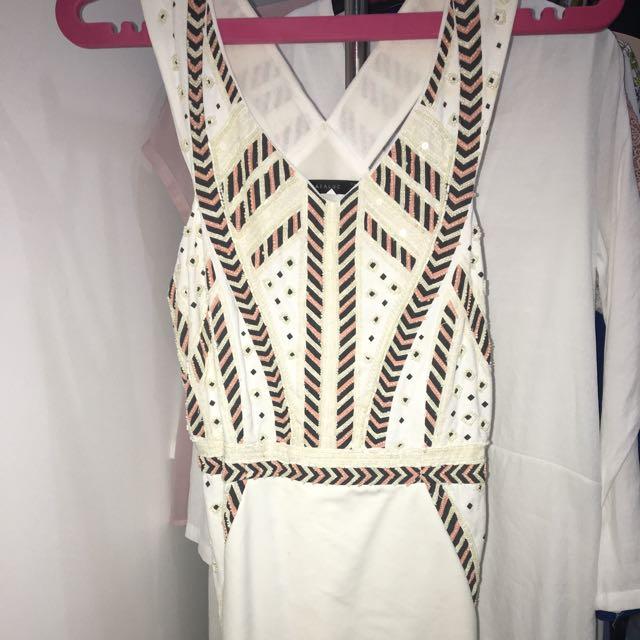 Dress Pesta Zara