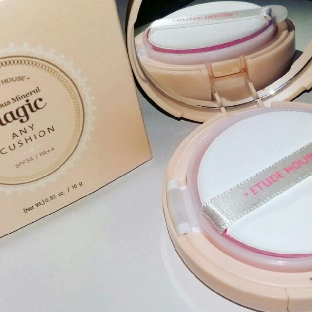 [ETUDE HOUSE] PRECIOUS MINERAL MAGIC ANY CUSHION
