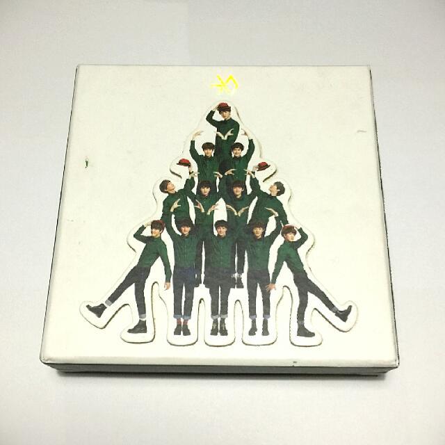 EXO Miracles in December Album (M Ver.)