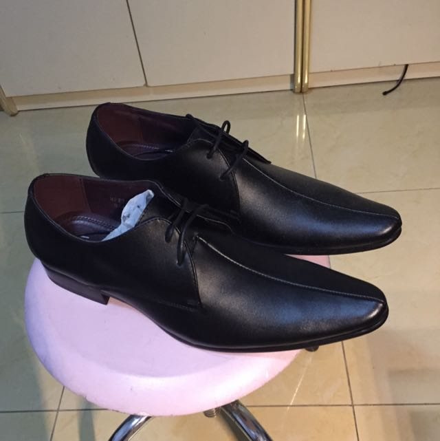 Frank Wright Leather Shoes Size 9 UK 10 US