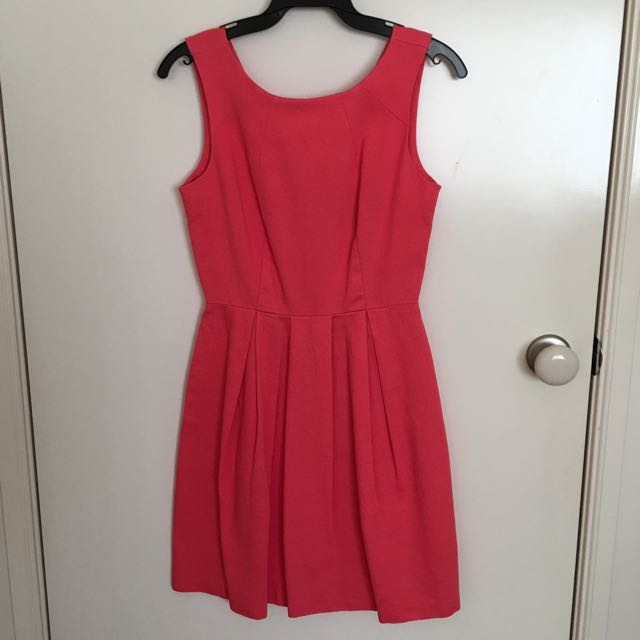 Glassons Coral Dress