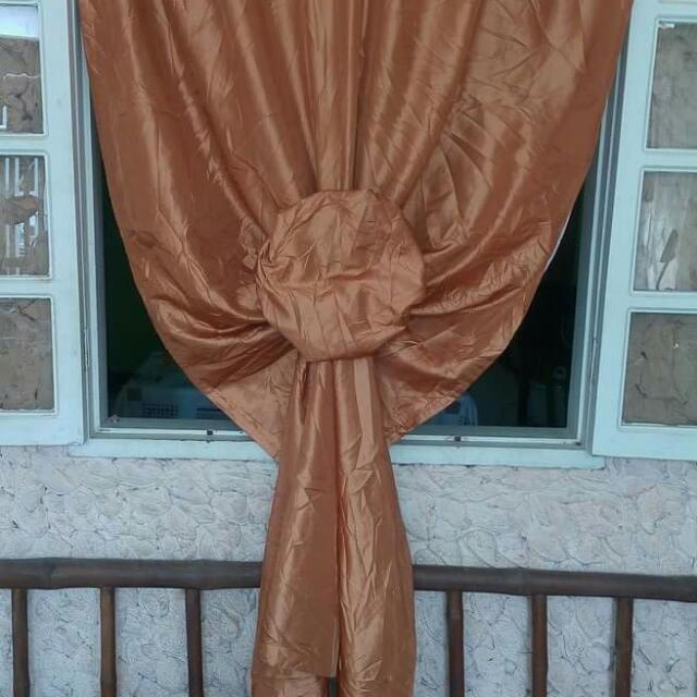 Imported Pre Loved Curtains
