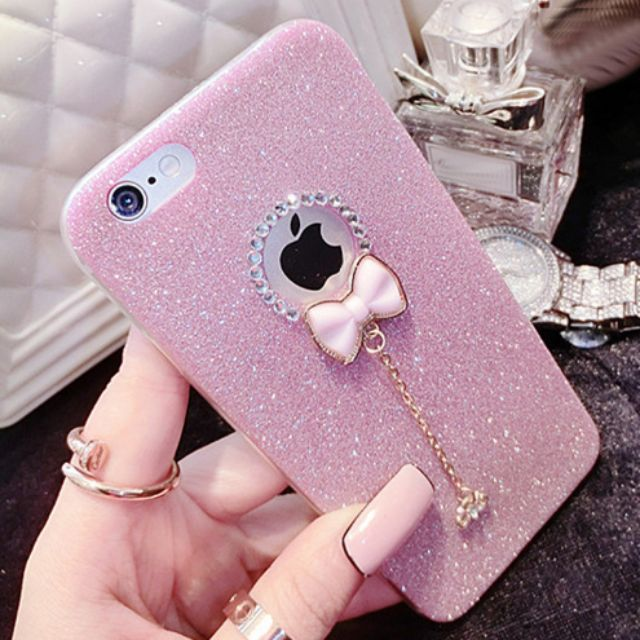 iphone 6 Glitter cover