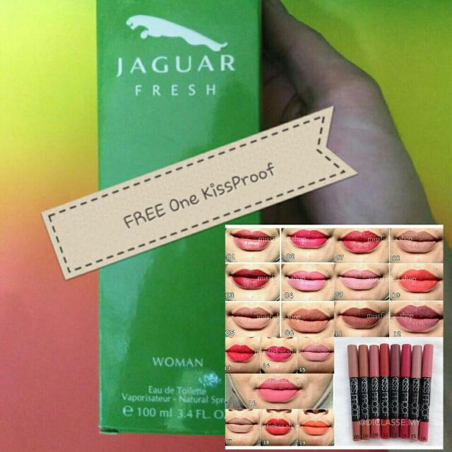 JAGUAR FRESH WOMEN