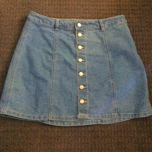 Jay Jays Denim Skirt