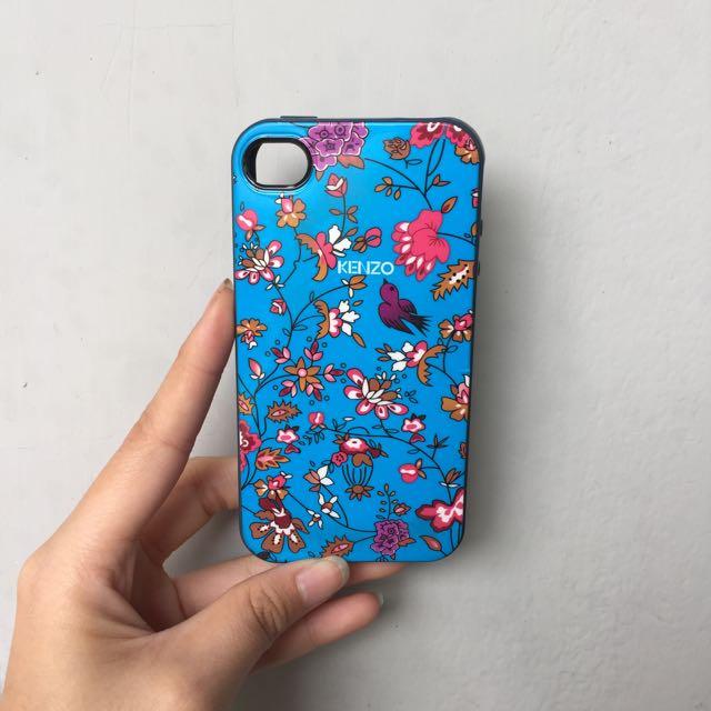 Kenzo's phone case