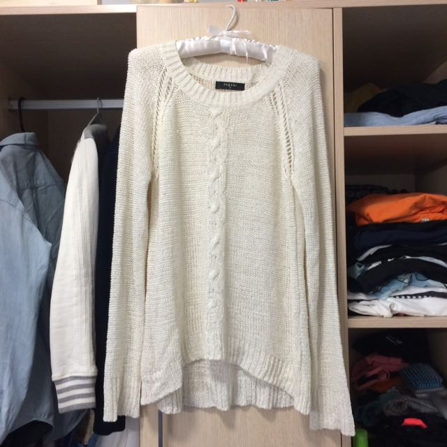 Pagani-Knitted Top