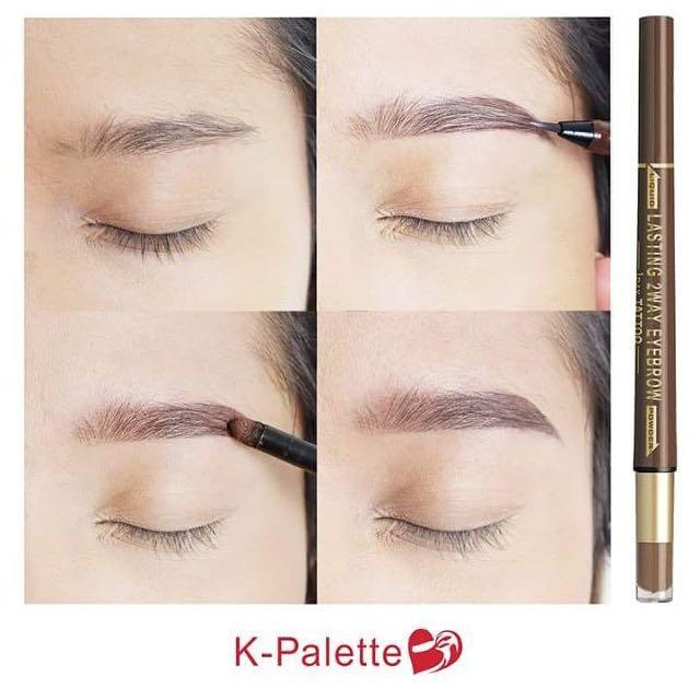 Kpallete 2 Way Eyebrow