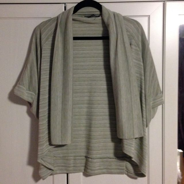 Light Green Cardigan