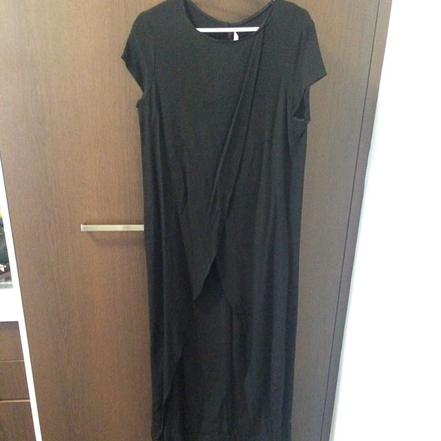 Long Black Shirt from ZARA