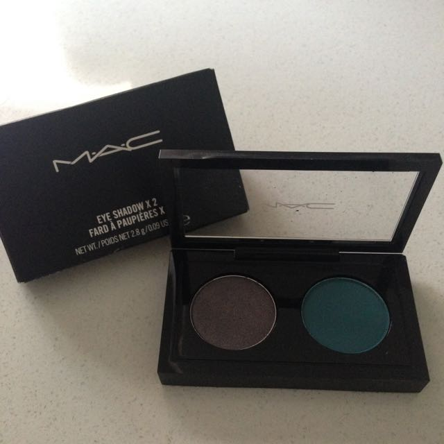 M.A.C Eyeshadow x2 #Dynamic Duo
