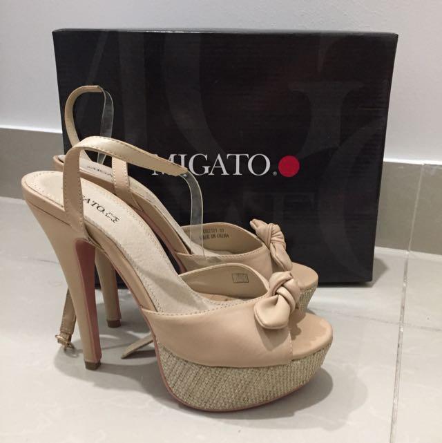 Migato High Heels