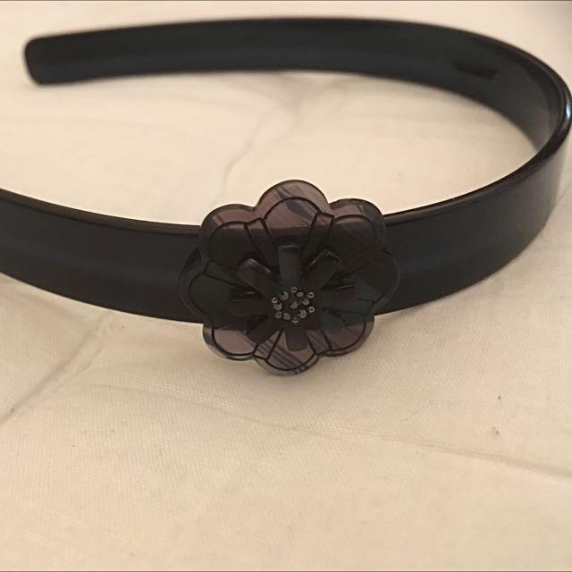 MIMCO Blue Headband