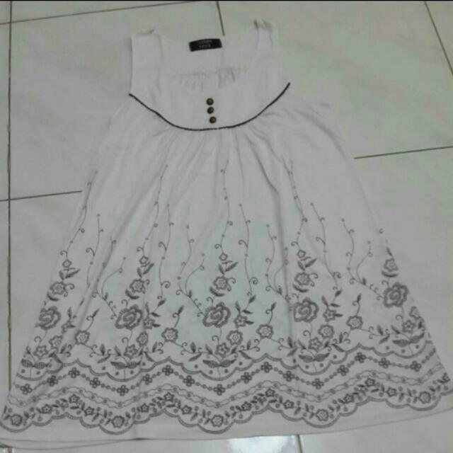 Mini Dress Katun