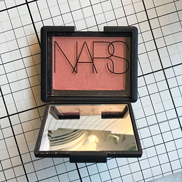 "NARS Blush in ""Orgasm"""