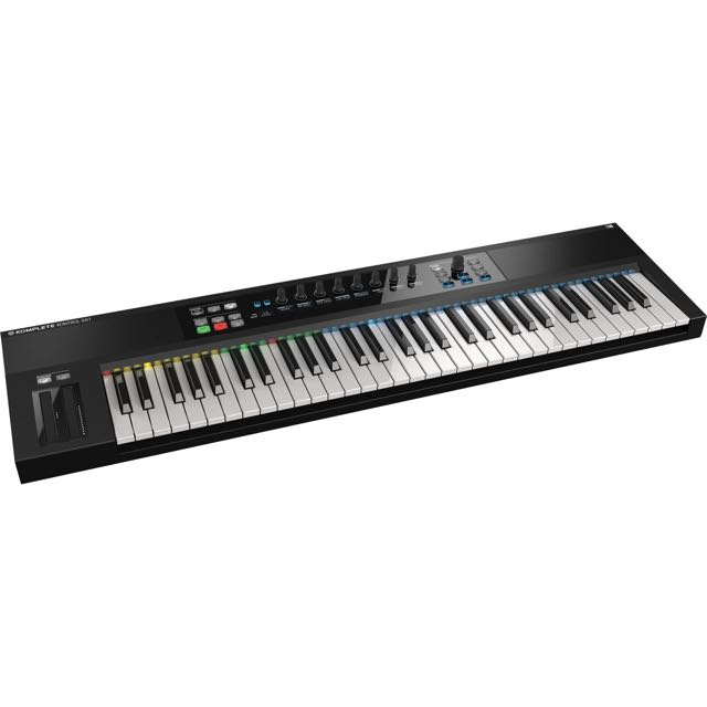 Native Instruments Komplete Kontrol S61 Keyboard Controller
