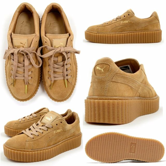 Repriced PUMA FENTY CREEPERS by Rihanna