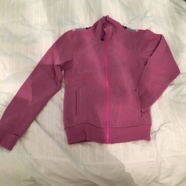 purple iviva jacket