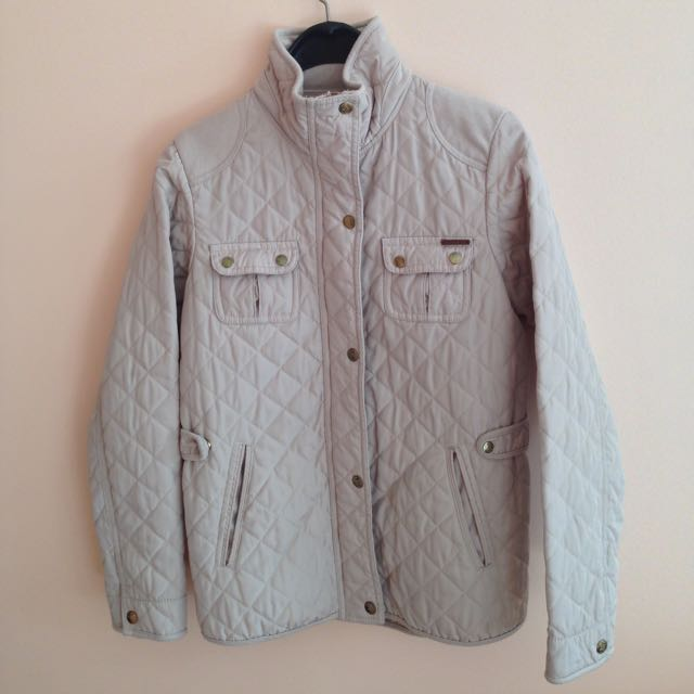 *REDUCED*Quilted Zara Jacket