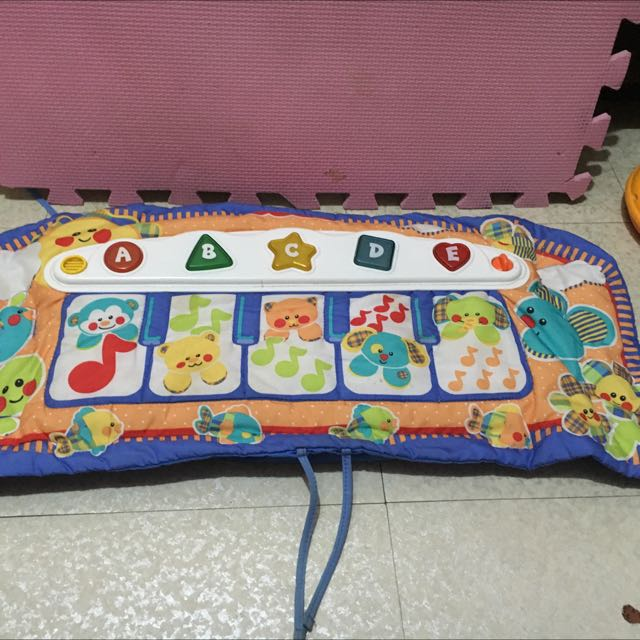 Repriced‼️ Fisher Price Kick And Play Piano