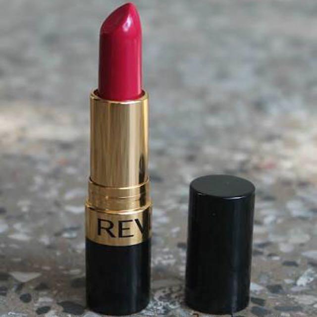New Revlon Lipstick
