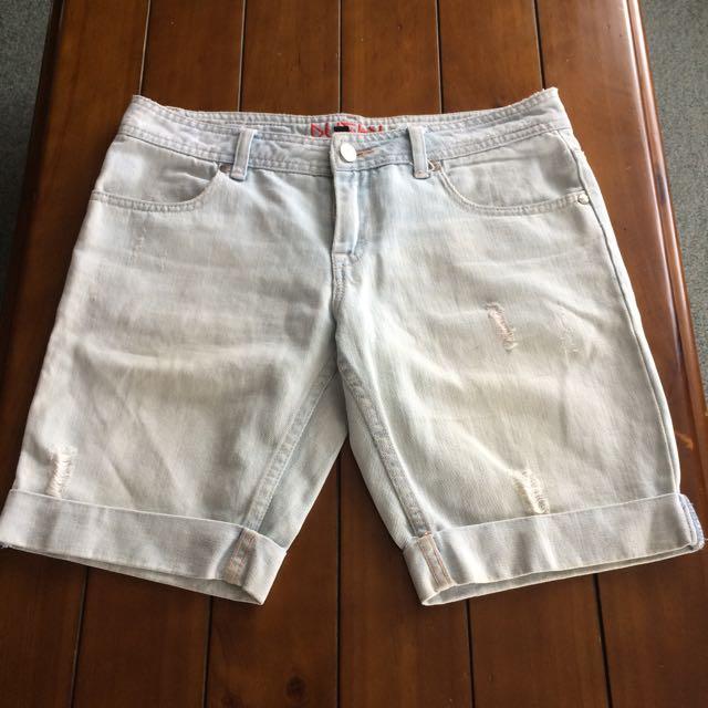 Rusty Jean Shorts