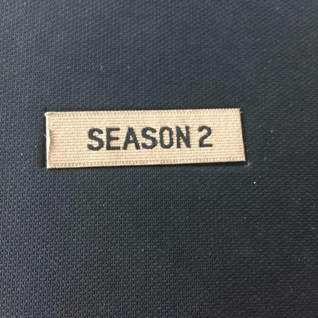 Season 2 Yeezy's Original Size 38