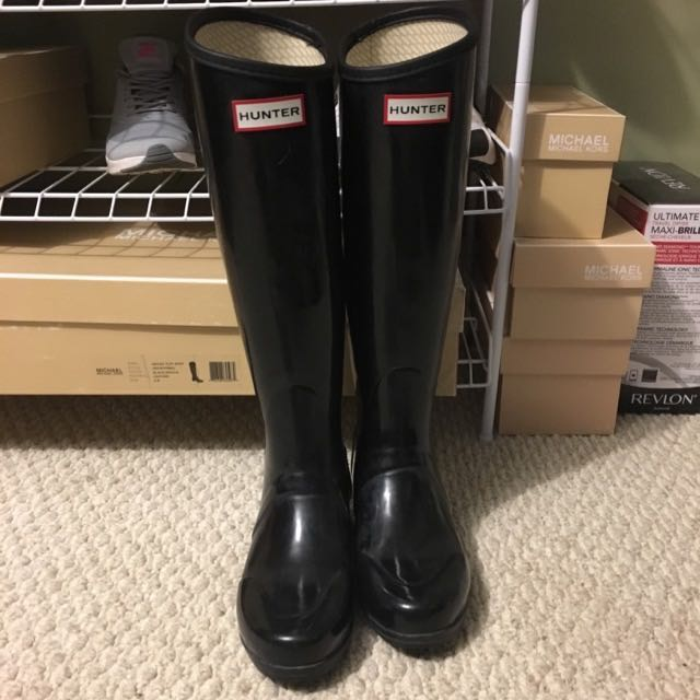 Size 5 Hunter Boots