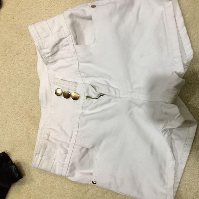 Size 8 Short